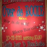 Cafe Toeternietoe 2012